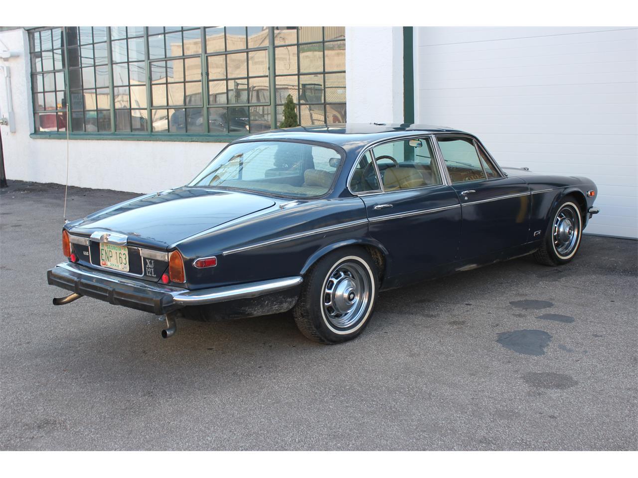 1974 Jaguar XJ12 for Sale   ClassicCars.com   CC-1049016