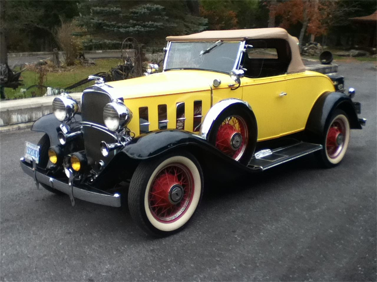 1932 Chevrolet Roadster (CC-1049040) for sale in Woodview, Ontario
