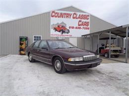 1996 Chevrolet Caprice (CC-1049162) for sale in Staunton, Illinois