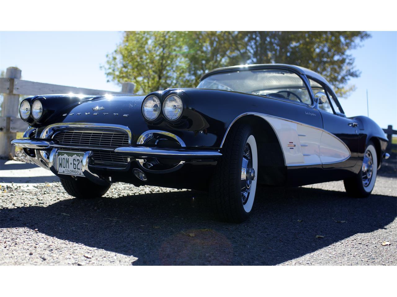 1961 Chevrolet Corvette (CC-1049279) for sale in Aurora, Colorado