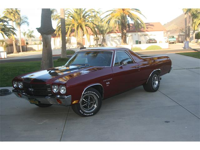 1970 Chevrolet El Camino SS (CC-1049408) for sale in Salinas, California