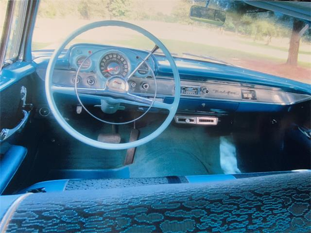 1957 Chevrolet Bel Air (CC-1049555) for sale in Tahlequah, Oklahoma