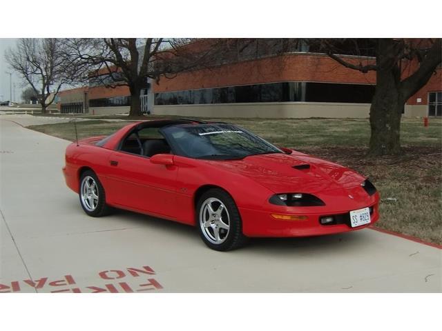 1996 Chevrolet Camaro (CC-1049573) for sale in Springfield, Missouri