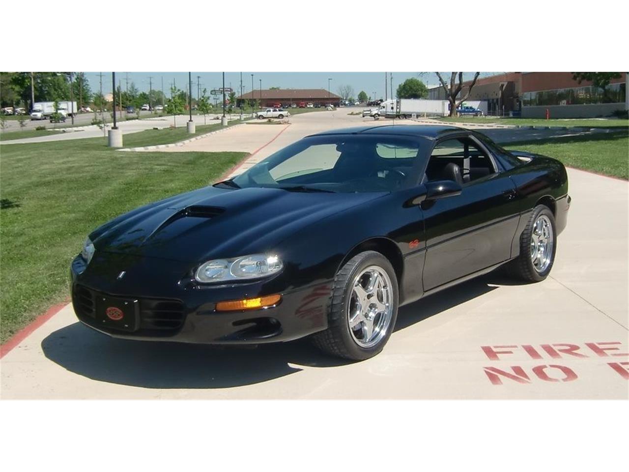 2002 Chevrolet Camaro (CC-1049578) for sale in Springfield, Missouri