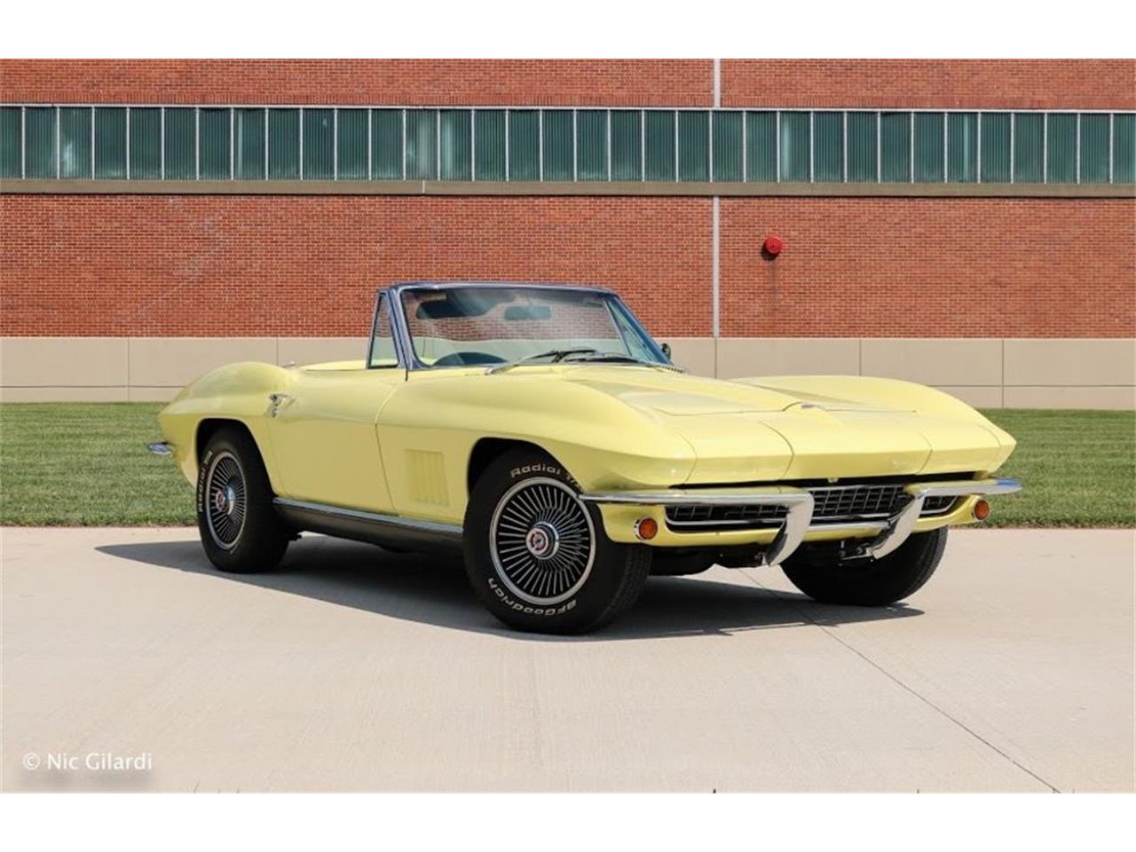 1967 Chevrolet Corvette (CC-1049579) for sale in Springfield, Missouri