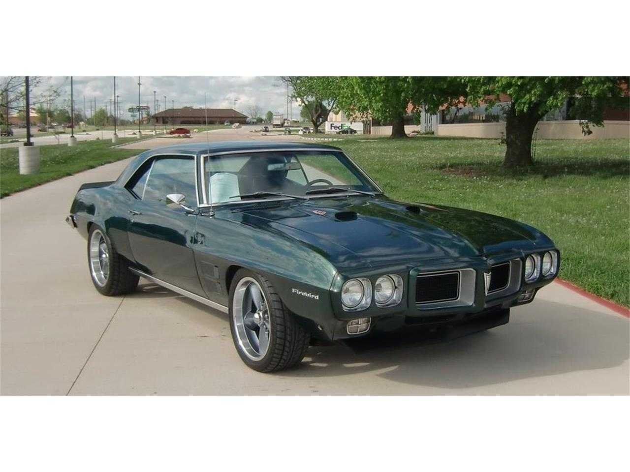 1969 Pontiac Firebird (CC-1049584) for sale in Springfield, Missouri