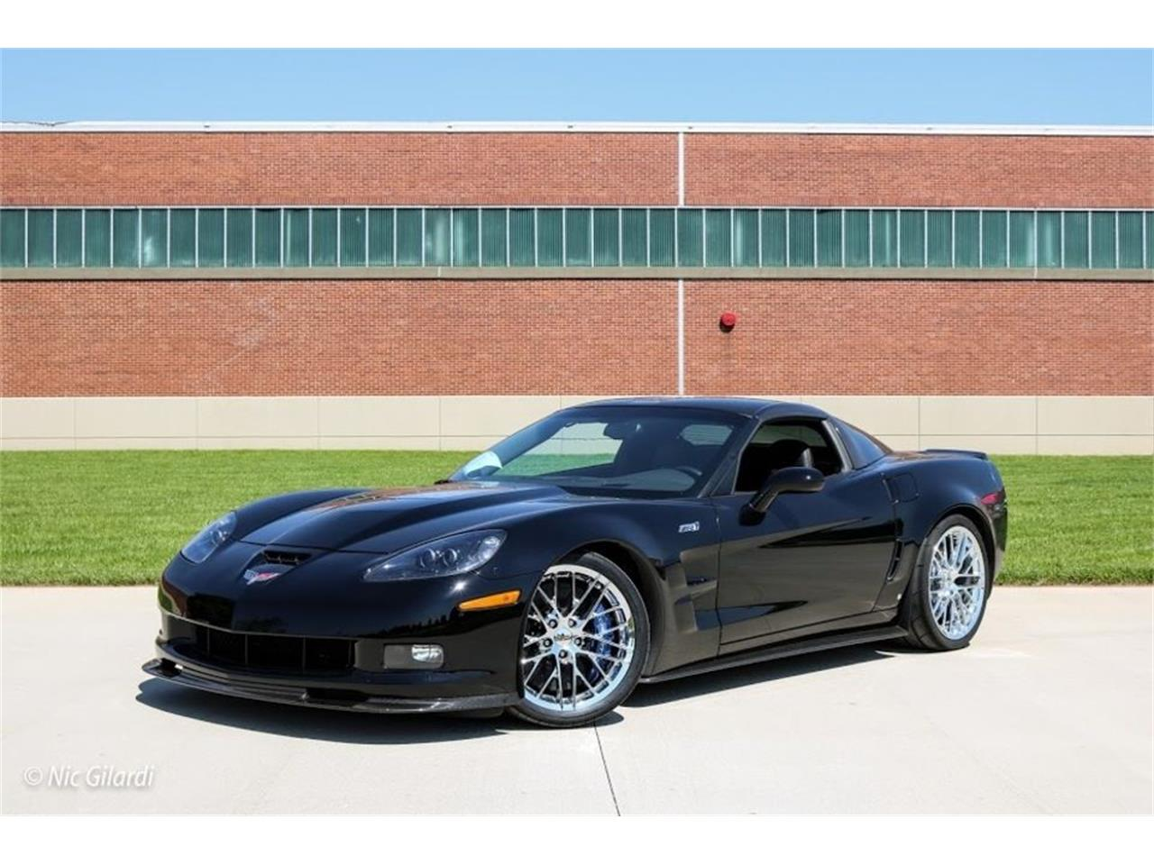 2009 Chevrolet Corvette (CC-1049598) for sale in Springfield, Missouri