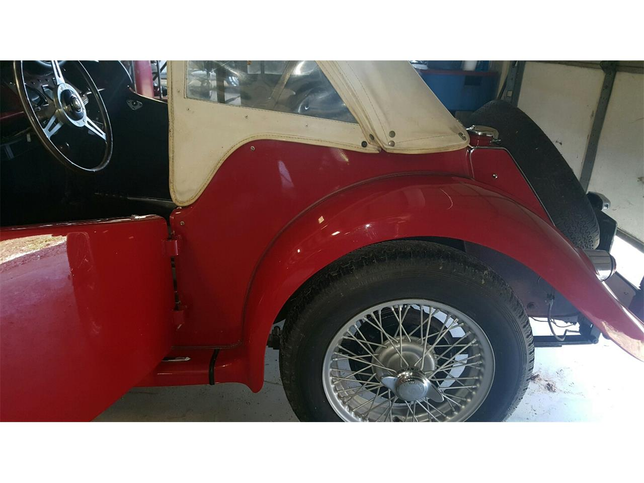 1954 MG TF (CC-1049604) for sale in Grove, Oklahoma