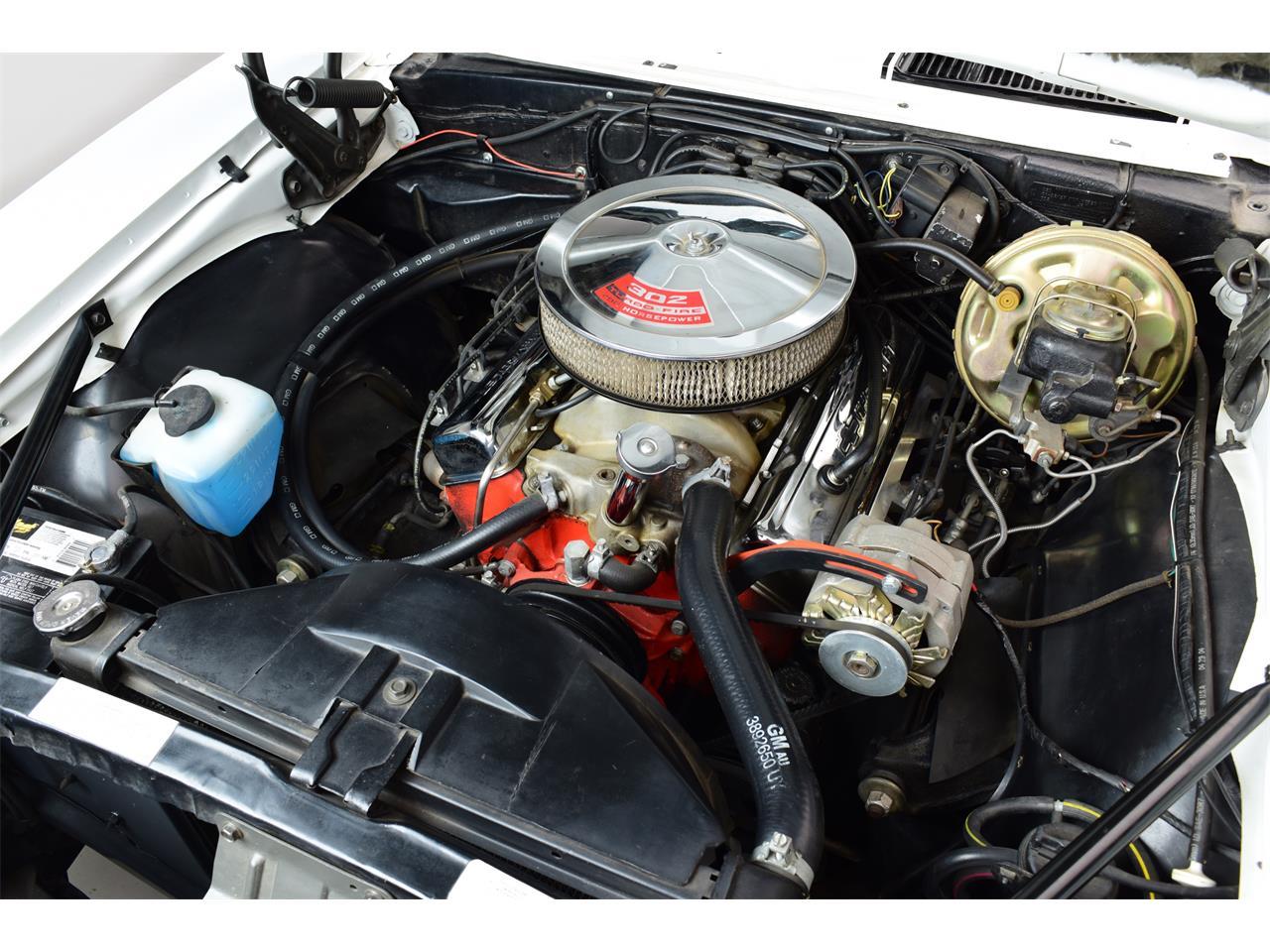 1968 Chevrolet Camaro RS Z28 (CC-1049825) for sale in Scottsdale, Arizona