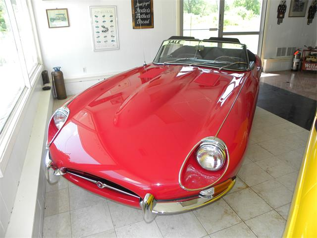 1968 Jaguar XKE (CC-1049865) for sale in Westbrook, Connecticut