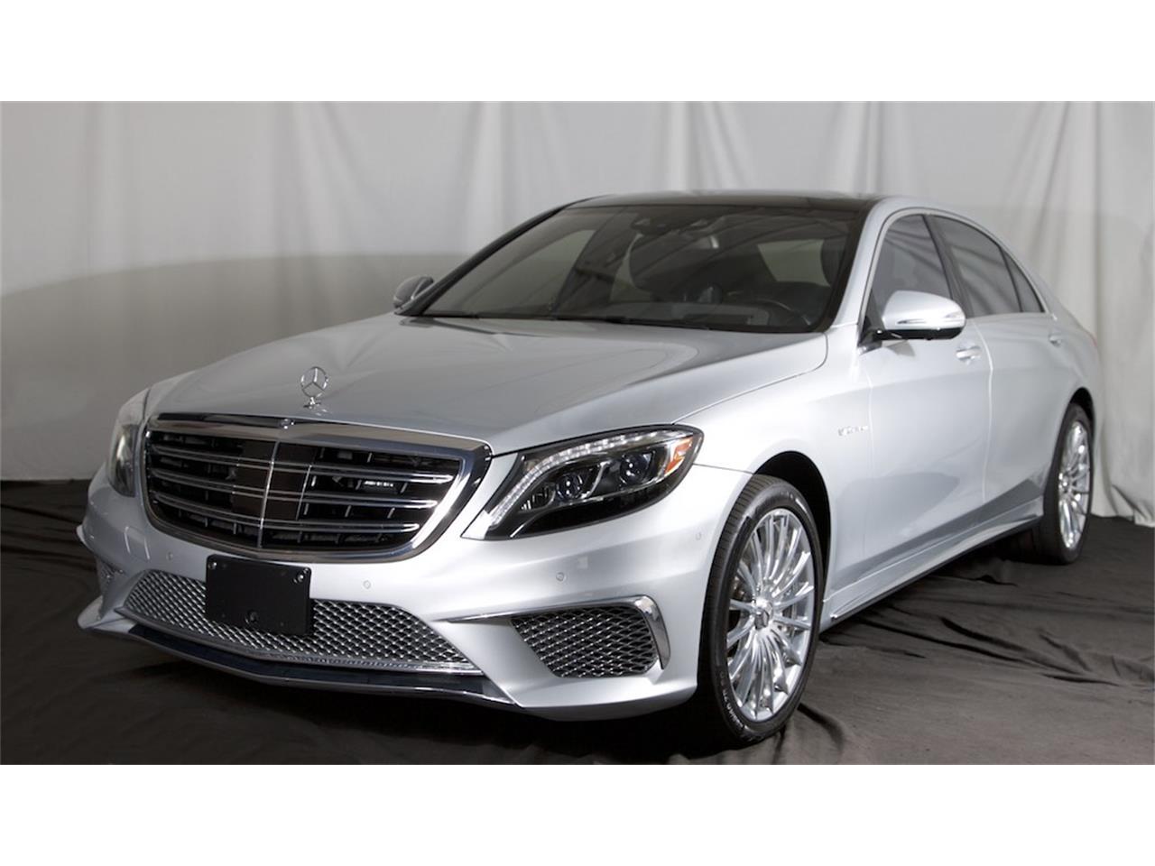 2016 Mercedes-Benz S-Class for Sale   ClassicCars.com   CC ...