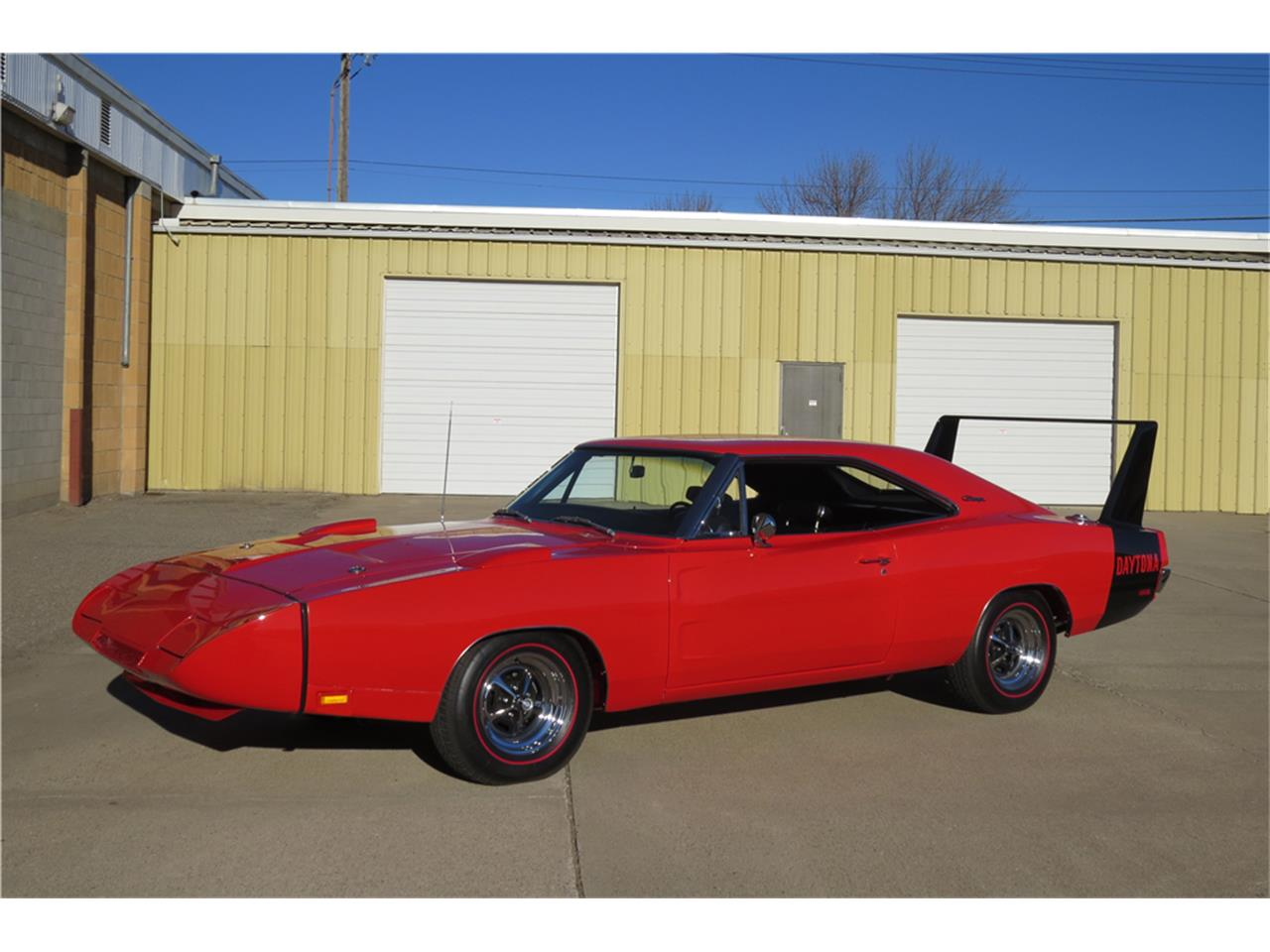 Charger Daytona For Sale >> 1969 Dodge Daytona For Sale Classiccars Com Cc 1049977