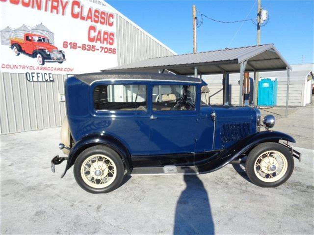 1930 Ford Model A (CC-1051293) for sale in Staunton, Illinois