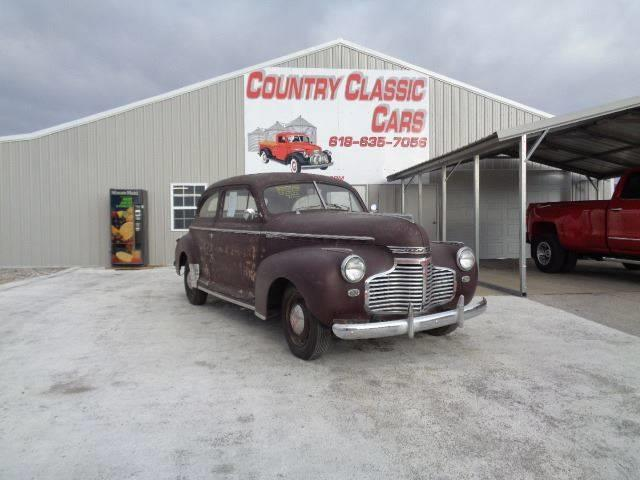 1941 Chevrolet Deluxe (CC-1051298) for sale in Staunton, Illinois