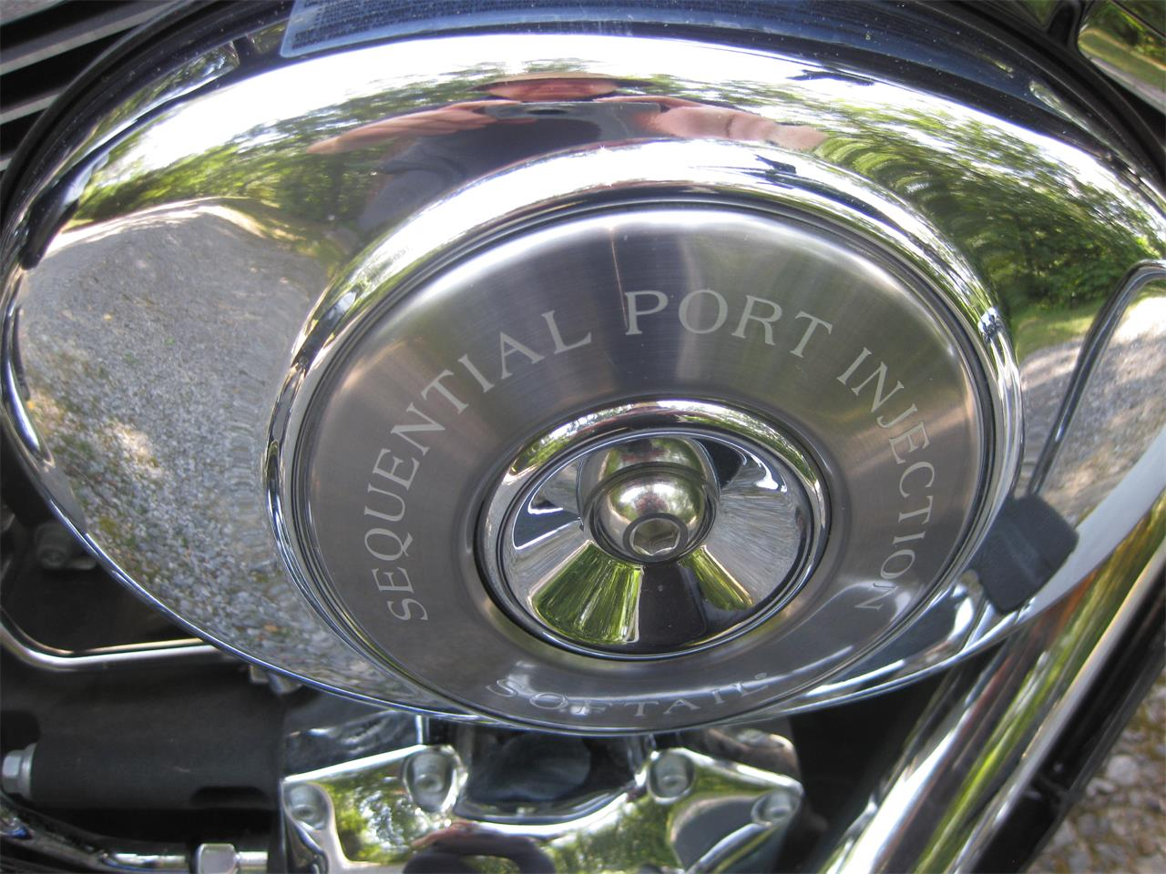 2005 Harley-Davidson Softail (CC-1051403) for sale in Middletown, Virginia