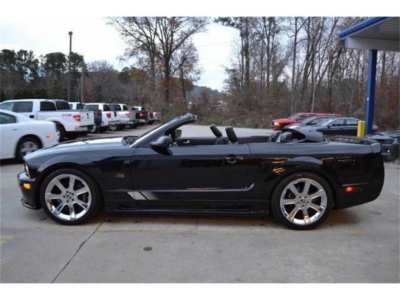 Mankato Car Dealers >> 2006 Ford Mustang Saleen S281 Supercharged Convertible for ...