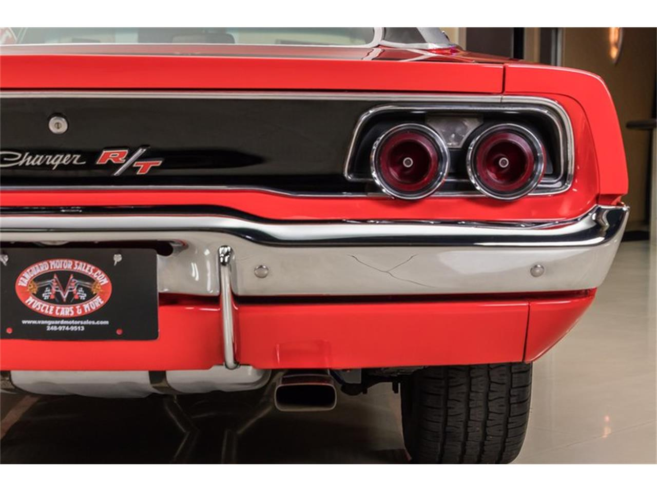 1968 Dodge Charger R/T (CC-1051568) for sale in Plymouth, Michigan