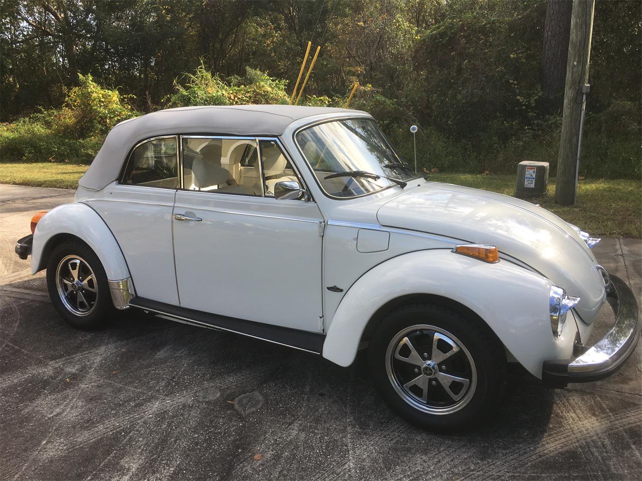 1979 Volkswagen Super Beetle (CC-1051578) for sale in Orlando , Florida