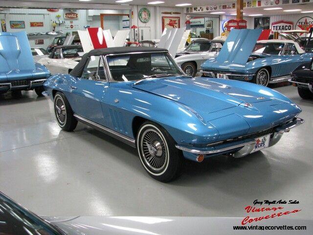 1966 Chevrolet Corvette (CC-1051606) for sale in Summerville, Georgia