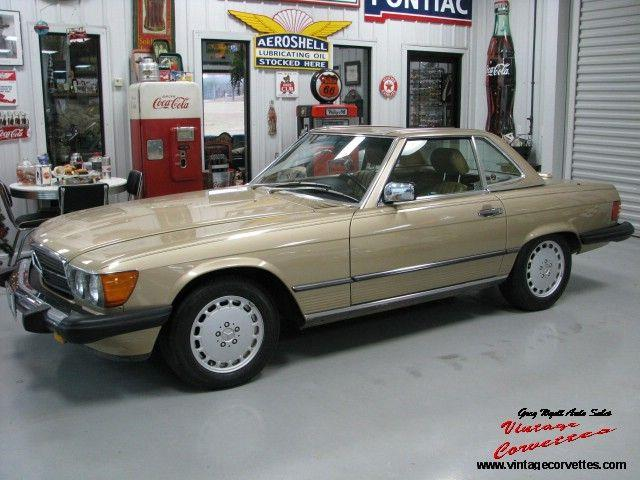 1988 Mercedes-Benz SL-Class (CC-1051613) for sale in Summerville, Georgia