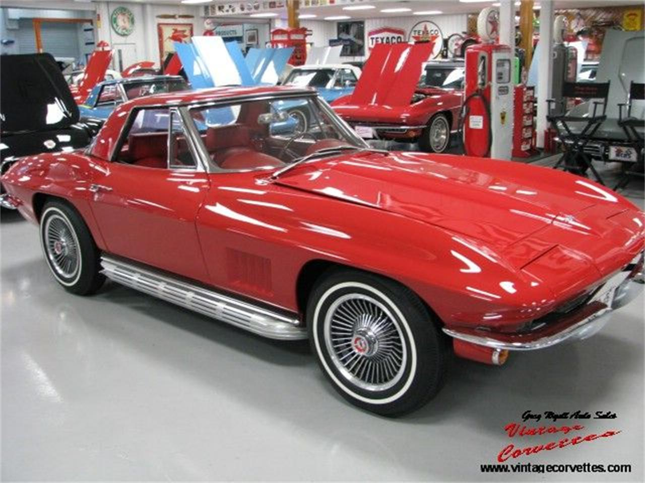 1967 Chevrolet Corvette (CC-1051619) for sale in Summerville, Georgia