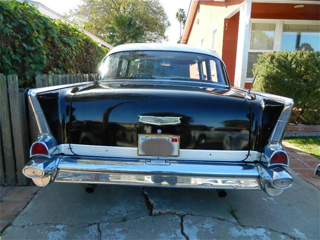 1957 Chevrolet Bel Air (CC-1051655) for sale in Orange, California