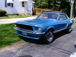 1968 Ford Mustang (CC-1052037) for sale in Cranston, Rhode Island