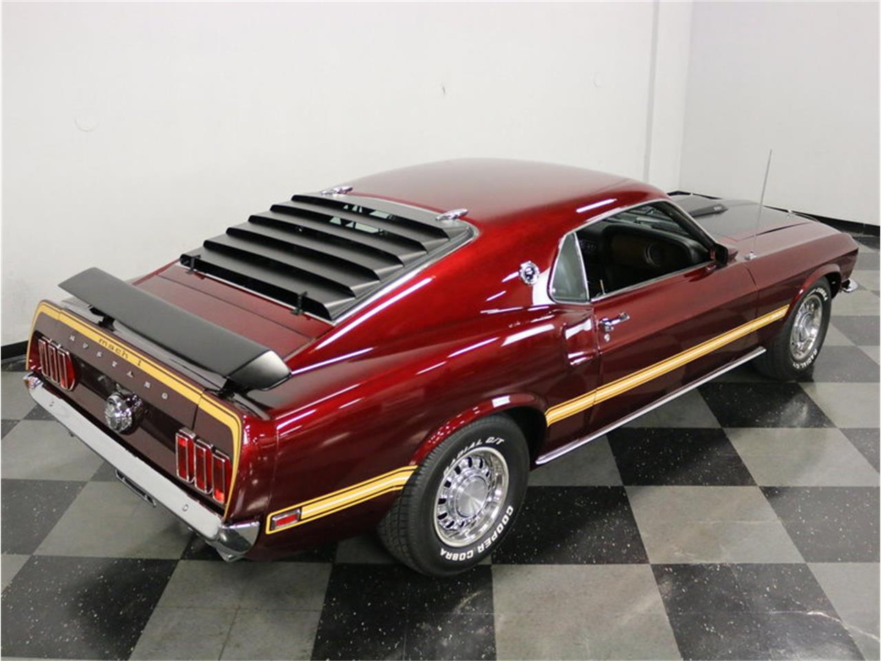 1969 Ford Mustang Mach 1 for Sale   ClassicCars.com   CC-1052112