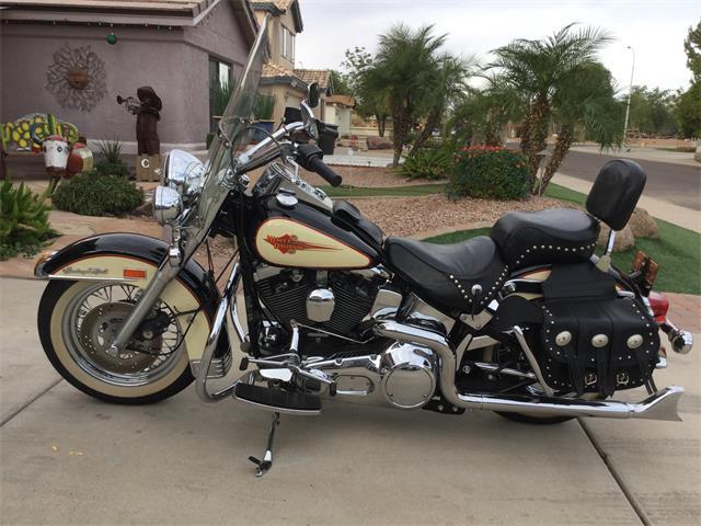 1990 Harley-Davidson Heritage Softail (CC-1050213) for sale in Peoria, Arizona