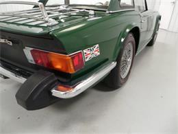 1976 Triumph TR6 (CC-1052321) for sale in Christiansburg, Virginia