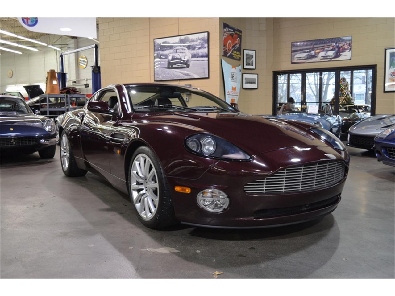 2003 Aston Martin Vanquish For Sale Classiccars Com Cc 1052375