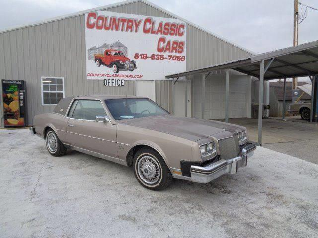 1984 Buick Riviera (CC-1053030) for sale in Staunton, Illinois