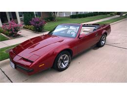 1989 Pontiac Firebird (CC-1053188) for sale in Carrollton, Texas