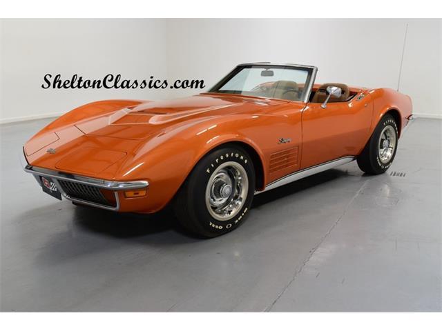 1972 Chevrolet Corvette (CC-1053562) for sale in Mooresville, North Carolina