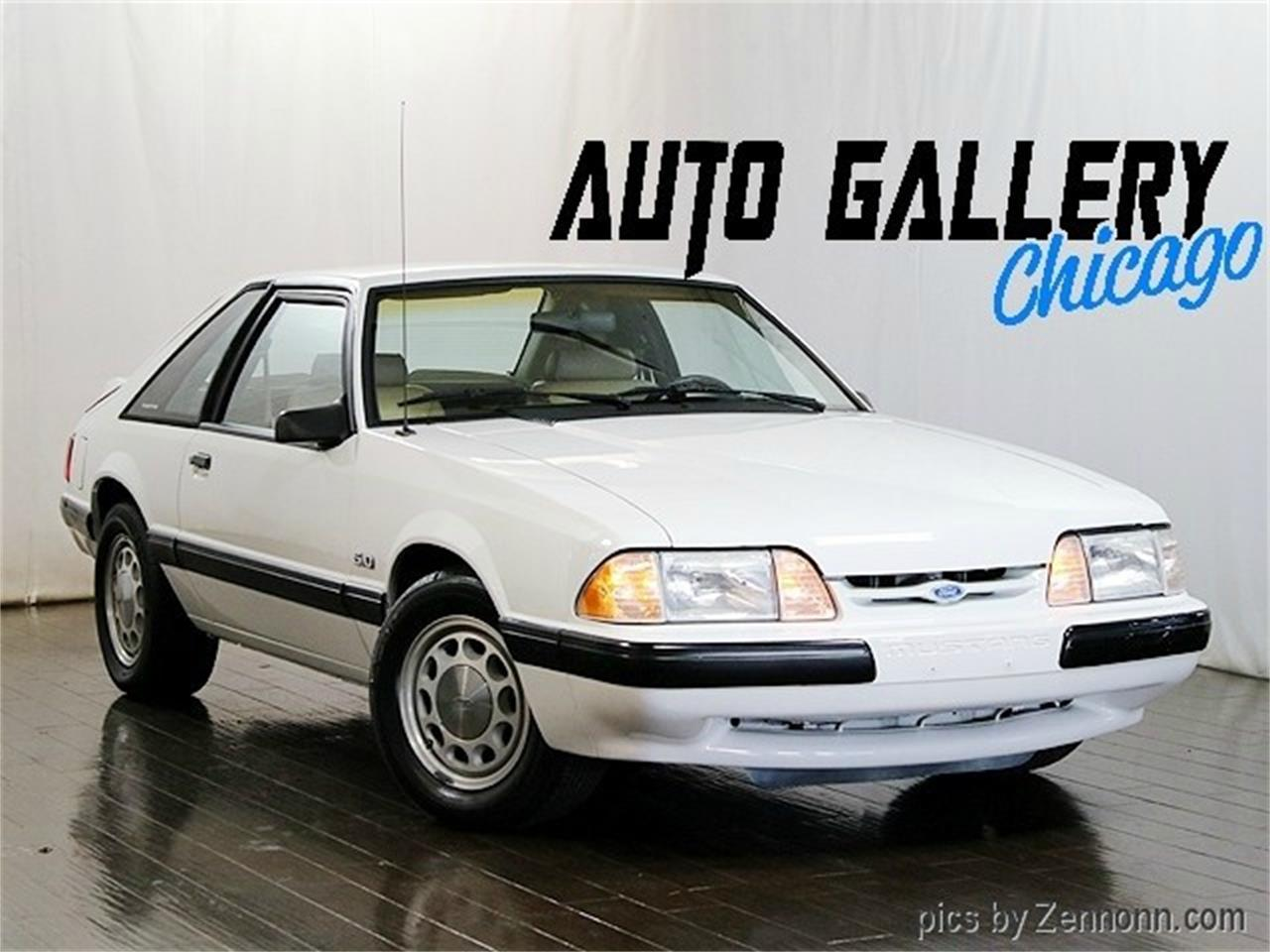 1987 Ford Mustang (CC-1053578) for sale in Addison, Illinois
