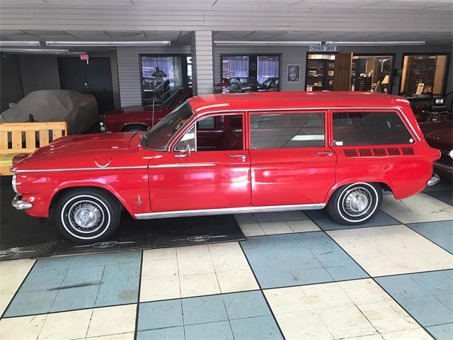 1962 Chevrolet Corvair (CC-1053647) for sale in Hastings, Nebraska