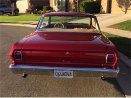 1964 Chevrolet Chevy II Nova SS (CC-1054076) for sale in Clovis, California