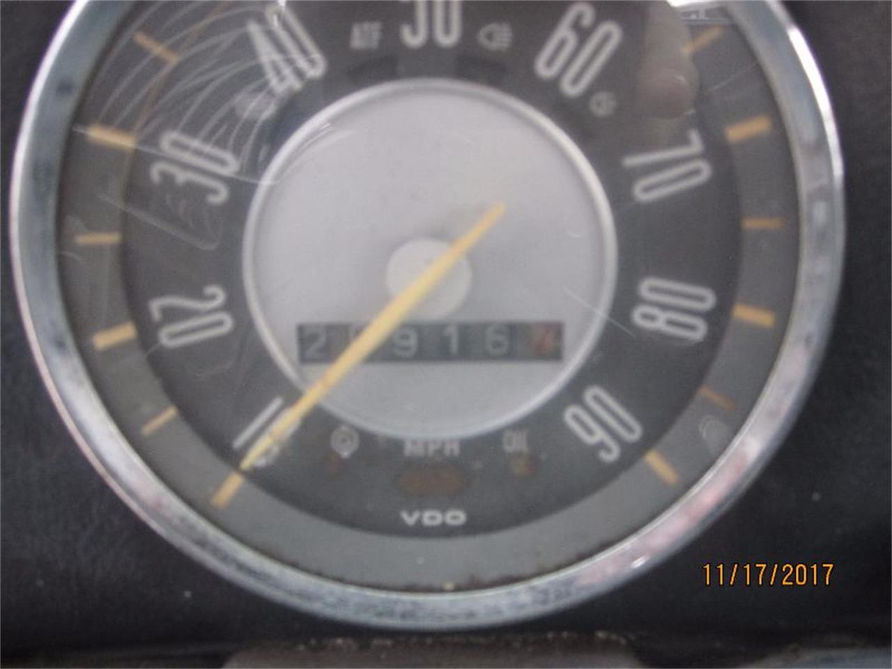 1971 Volkswagen Karmann Ghia (CC-1054162) for sale in Quartzsite, Arizona
