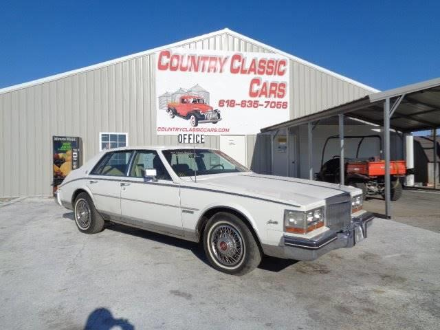 1982 Cadillac Seville (CC-1054230) for sale in Staunton, Illinois