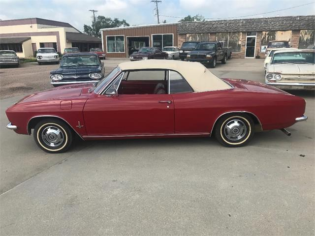 1965 Chevrolet Corvair (CC-1054321) for sale in Hastings, Nebraska