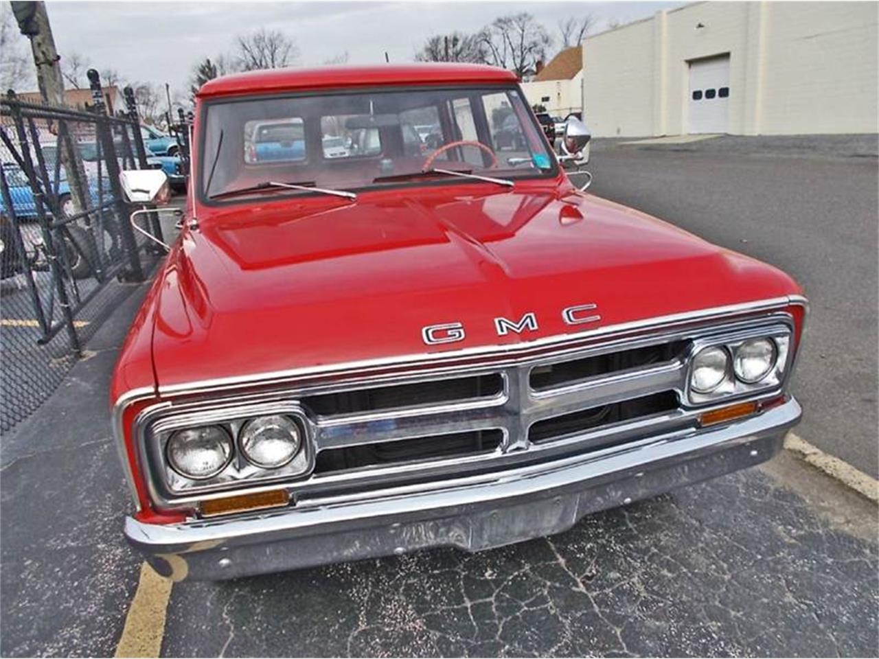 1968 Gmc Suburban For Sale