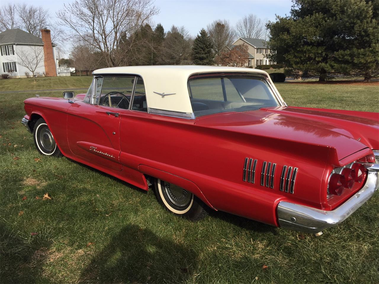 1960 Ford Thunderbird (CC-1054443) for sale in Dover, Delaware