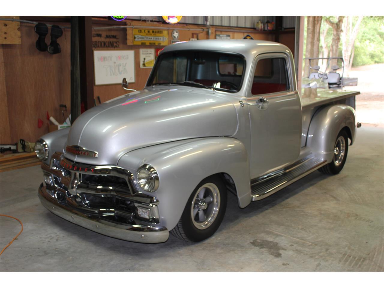 1954 Chevrolet Pickup Restomod For Sale