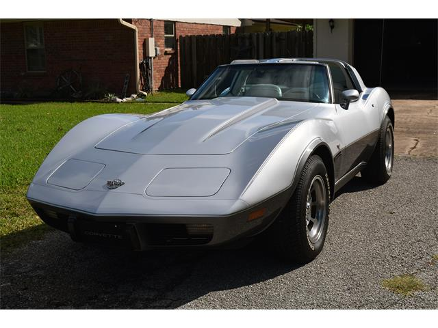 1978 Chevrolet Corvette (CC-1054930) for sale in Houston, Texas