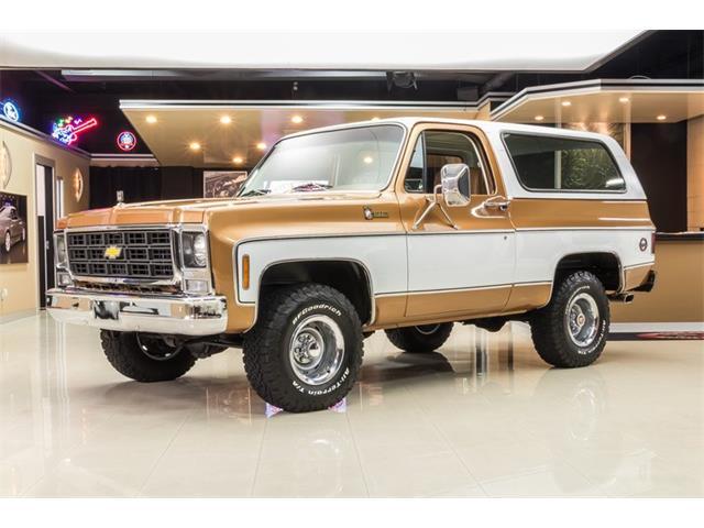 1979 Chevrolet Blazer (CC-1050498) for sale in Plymouth, Michigan