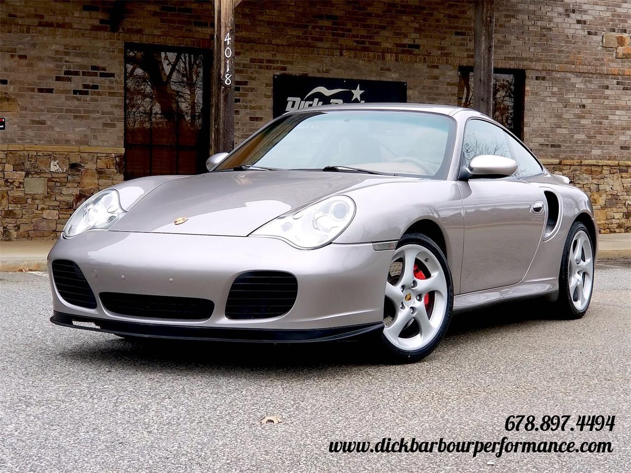 2001 Porsche 911 Turbo For Sale Classiccarscom Cc 1055287