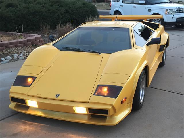1981 Lamborghini Countach (CC-1050557) for sale in Denver, Colorado