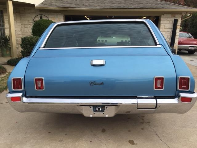1970 Chevrolet Station Wagon (CC-1056129) for sale in The Colony, Texas