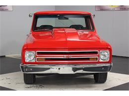 1968 Chevrolet C10 (CC-1056130) for sale in Lillington, North Carolina