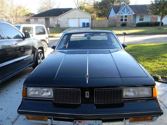 1988 Oldsmobile Cutlass Supreme Brougham (CC-1056431) for sale in Dickinson, Texas